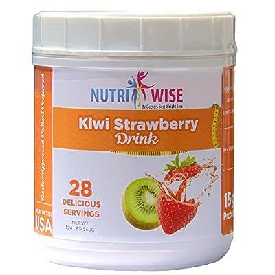 NutriWise - Kiwi Strawberry Protein Diet Drink ( 28 Serv )