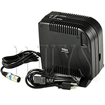 Amazon.com: 24 V 8 Amp Calidad Premium Heavy Duty XLR 3-pin ...
