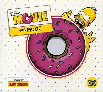 Hans Zimmer The Simpsons Movie Amazon Com Music