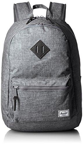 Herschel Lennox Backpack, Raven Crosshatch