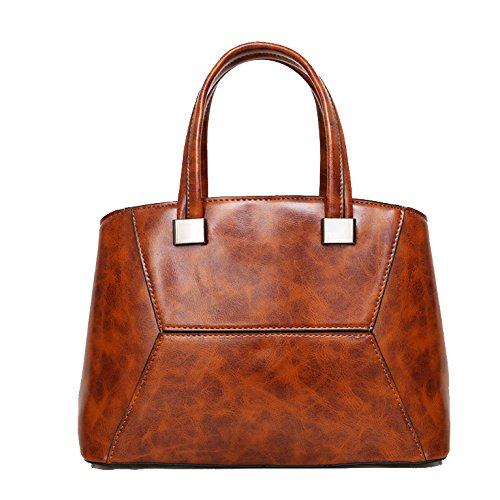 Épaule Main à brown Vintage à Sac Couture Lady Messenger Pochette Sac Sac Mode Main xnqwBTxA0R