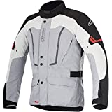 Alpinestars Men's Vence Drystar Gray/Black Jacket, XL
