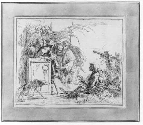 Venetian Prints and Books in the Age of Tiepolo