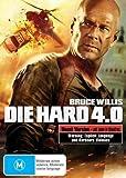 Die Hard 4.0 DVD (Bruce Willis, Uncut Version)