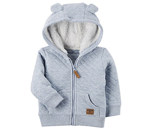 Carter's Baby Boys' 3M-24M Hooded Quilted Jacket 18 Months ()
