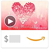 Amazon.ca eGift Card - Butterfly Heart Valentine (Animated) [American Greetings]