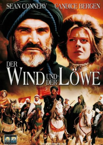 Der Wind und der Löwe Film