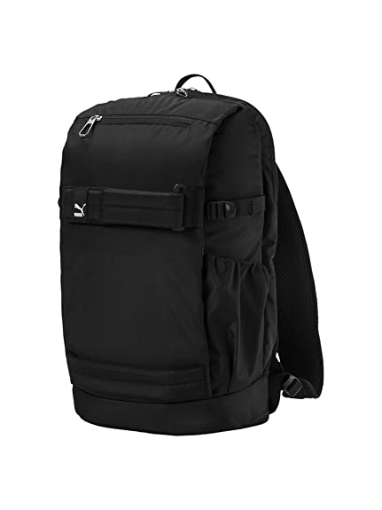 81c152f1e1 Puma Black Laptop Backpack (7504501)  Amazon.in  Bags