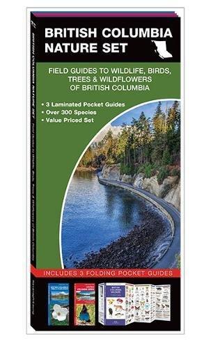 British Columbia Nature Set: Field Guides to Wildlife, Birds, Trees & Wild Flowers of British Columbia ebook