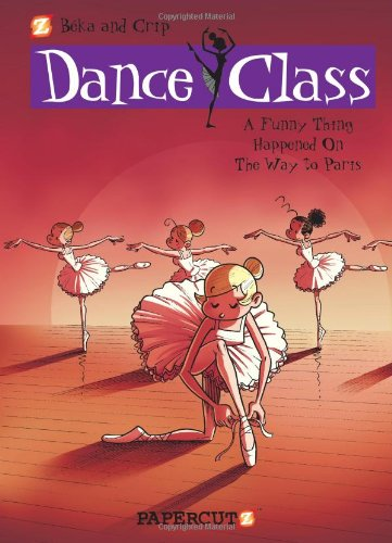 Dance Class #4: A Funny Thing Happened on