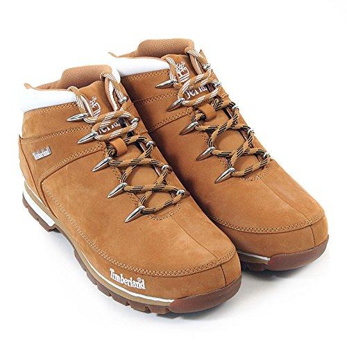 6235B Leather Timberland Hiker Wheat Sprint Euro Wheat Nubuck Men's wwWT4Iq1