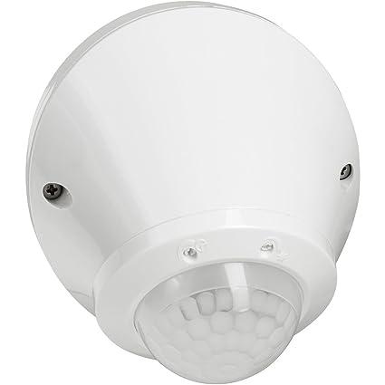 Bticino - Sensor de 220V - Color Blanco, Blanco, BMSA1105, 220V