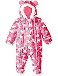 Wippette baby-girls Baby Girls' Polar Bear Micro Fiber Pram