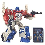 "Buy ""Transformers Generations Leader Powermaster Optimus Prime Action Figure (Discontinued by manufacturer)"" on AMAZON"