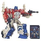 Transformers Generations Leader Powermaster Optimus Prime Action Figure