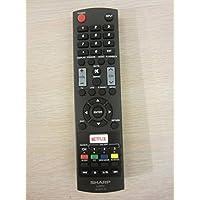 Sharp Gj221-c Oem Hdtv Remote Control For Lc-40le653u, Lc-43le653u