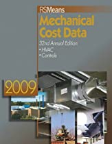 RS Means Mechanical Cost Data 2009