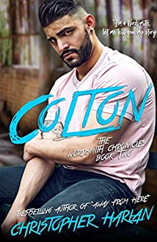 Colton: Wordsmith Chronicles Book 2 (The Wordsmith Chronicles) by [Harlan, Christopher]