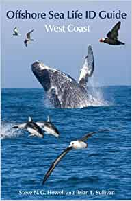 Offshore Sea Life ID Guide West Coast Princeton Field Guides