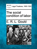 The social condition of Labor, E. R. L. Gould, 1240050208