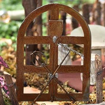 Jardin Féérique miniature Français Outils de jardin - Portail en ...