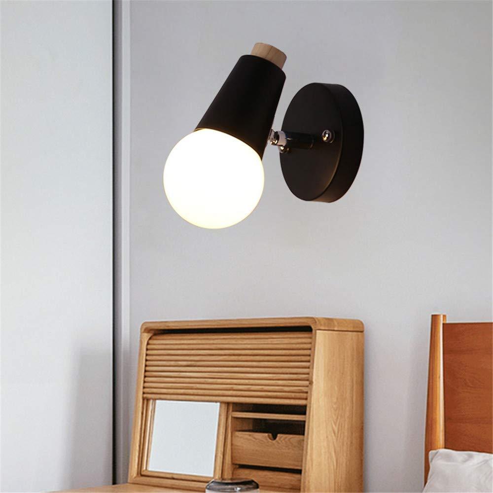 comedor Lampara Vintega del Pared,E27 LED Apliques de pared,Iluminaci/ón Luz de interior para cocina restaurante hotel,salon Blanco