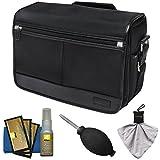 Best Cleaning Cloth For Nikons - Nikon DSLR Camera/Tablet Messenger Shoulder Bag with Nikon Review