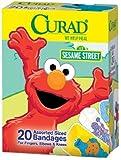 Curad Children's Bandages, Sesame Street, 20 ct