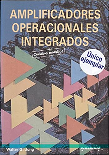 AMPLIFICADORES?OPERACIONALES?INTEGRADOS: 9788428318334: Amazon.com: Books