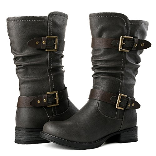 Mid Boots - 1