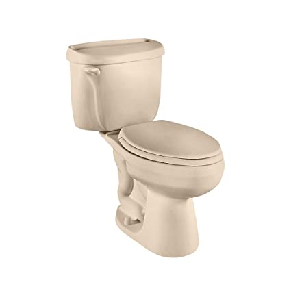 American Standard 2898010045 Cadet Elongated Two Piece Toilet With