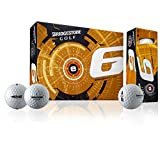 Bridgestone 2015 e6 Golf Balls, Pack of 12