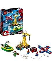 LEGO Spider-Man 4+ Spider-Man: Doc Ock Diamond Heist 76134 Building Toy