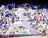 Clayton Kershaw LA Dodgers 2014 MLB Action Photo