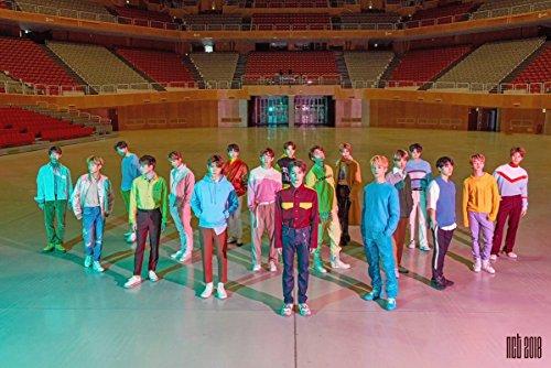 NCT 2018 - NCT 2018 Album [Random ver.] CD+Booklet+Folded Poster+Free Gift