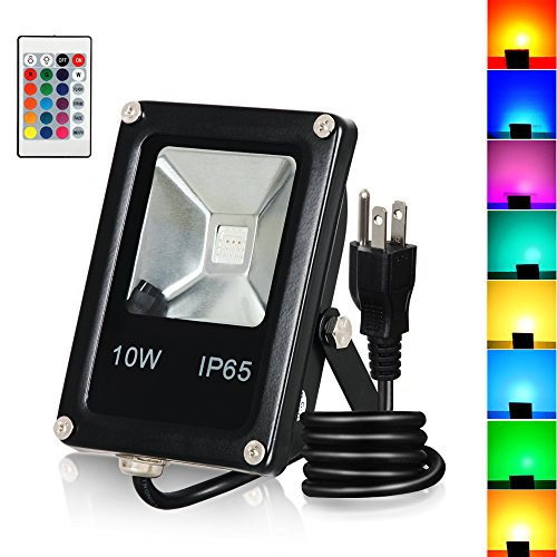 Rgb Color Changing Flood Light in Florida - 7