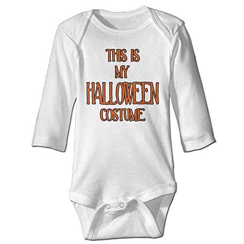 This Is My Halloween Costume Baby Boys Girls Long-sleeve (12 Month Halloween Costume Walmart)