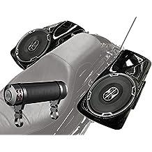 Harley Davidson 1998-2013 HDHBSBLIDS Soundbar And Saddlebag Lid Speaker Upgrade by MTX Audio
