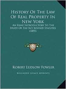 History of new york essay