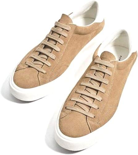 Zara Man Suede Sneakers Beige