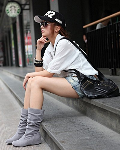 Bowknot Donne Stivali Inverno Strass Minetom Con Caldo Moda Met Ragazze HqqYdX