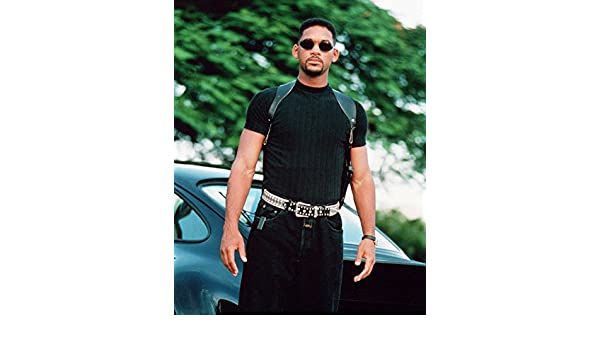 b6451f1735 Amazon.com  Will Smith Hunky Bad Boys Sunglasses Rare 16x20 Canvas Giclee   Posters   Prints