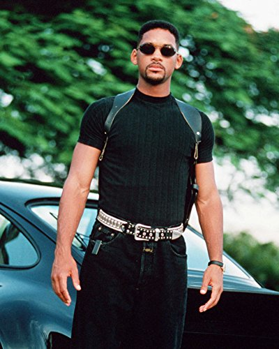 f707521c60 Amazon.com  Will Smith Hunky Bad Boys Sunglasses Rare 16x20 Canvas ...