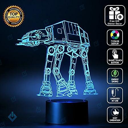 Star Wars AT AT Walker Lighting Lamp
