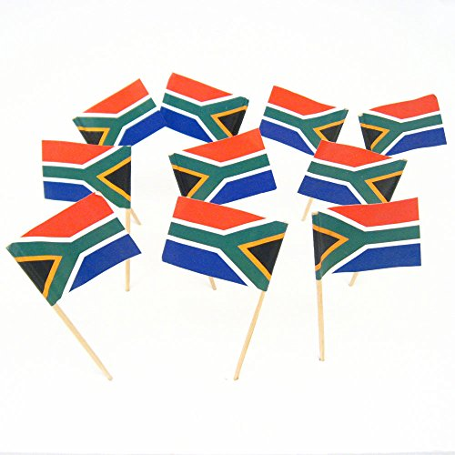 South Africa African Flag Toothpicks product image