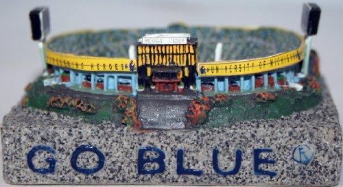 - Michigan Wolverines Mini Sports Stadium Replica