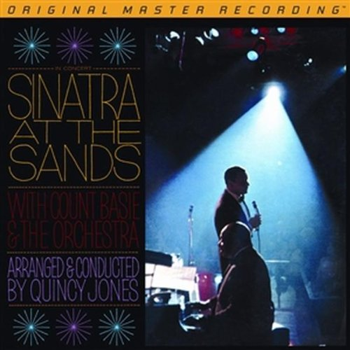Sinatra at the Sands With Count Basie & Orchestra ()