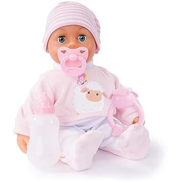 Amazon.es: Bayer Design- Muñeca bebé 38 cm, Las Primeras ...