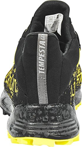 Chaussures De Course De Trail Muttiva La Sportiva Mutant - Ss18 Tempesta Gtx Black / Butter Talla: 43.5