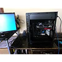 PC Gaming Asus Logitech Build in case 600C ATX Full Tower